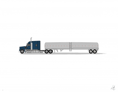 Freightliner 122SD_70in Mid Roof Sleeper_Food Grade Tank Trailer.png