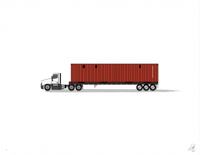 Freightliner Cascadia Evolution Daycab_Shipping Container Trailer.png