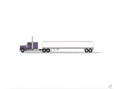Western Star 4900_40in Sleeper_Petroleum Tank Trailer.png