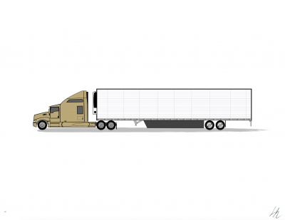 Kenworth T660_80in Studio Sleeper_Refrigerated Trailer.png